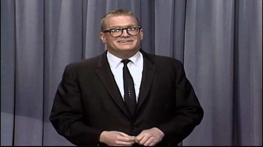 The Johnny Carson Show: Comic Legends Of The '90s - Drew Carey (1/10/92)
