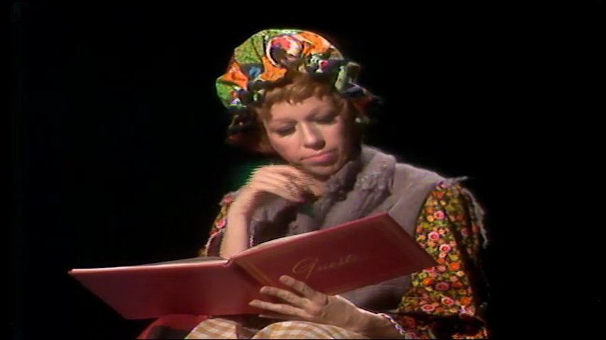 The Carol Burnett Show: S4 E29 - Paul Lynde, Nanette Fabray