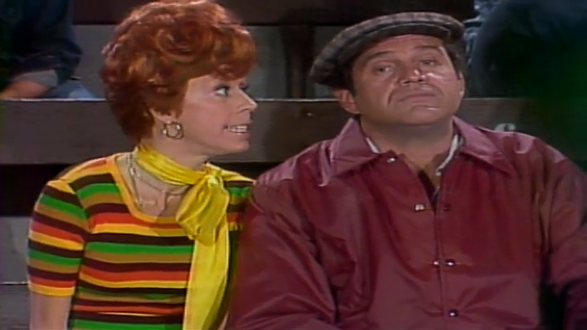 The Carol Burnett Show: S8 E7 - Alan King, Lena Zavaroni