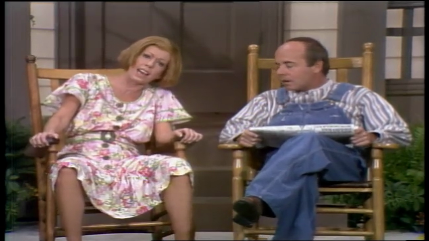 The Carol Burnett Show: S11 E12 - Rock Hudson
