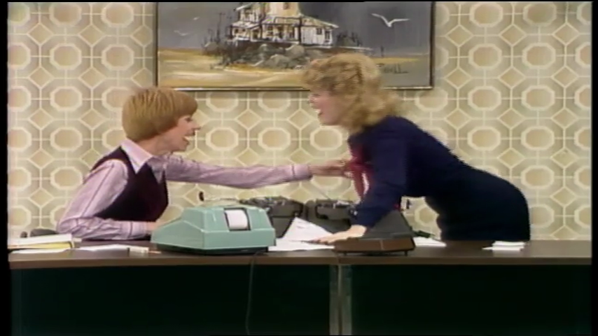 The Carol Burnett Show: S11 E23 - Steve Lawrence, Bernadette Peters