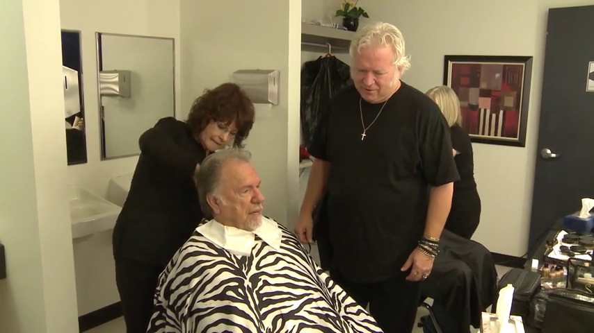 A Tribute to Ray Price Backstage