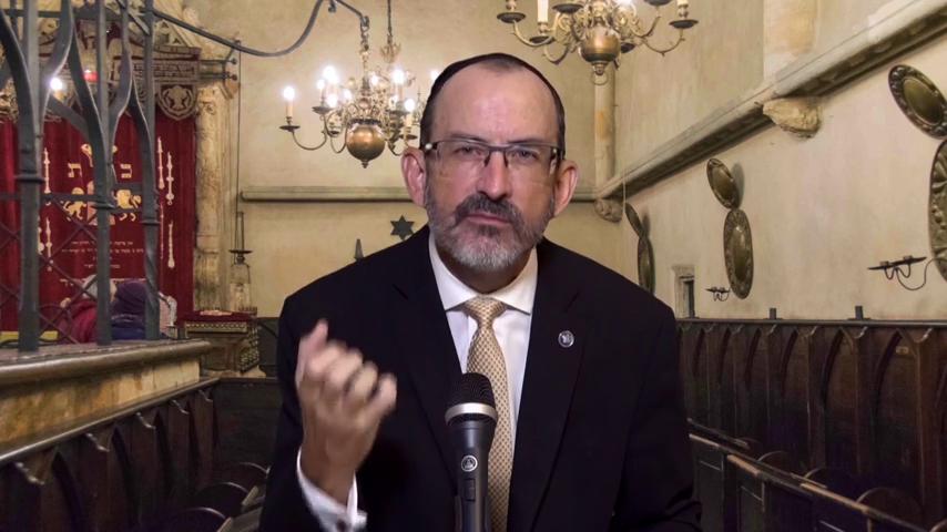 Love Israel - Dr Baruch Korman