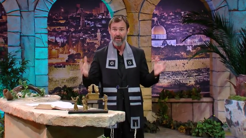 Discovering the Jewish Jesus - Get Mad