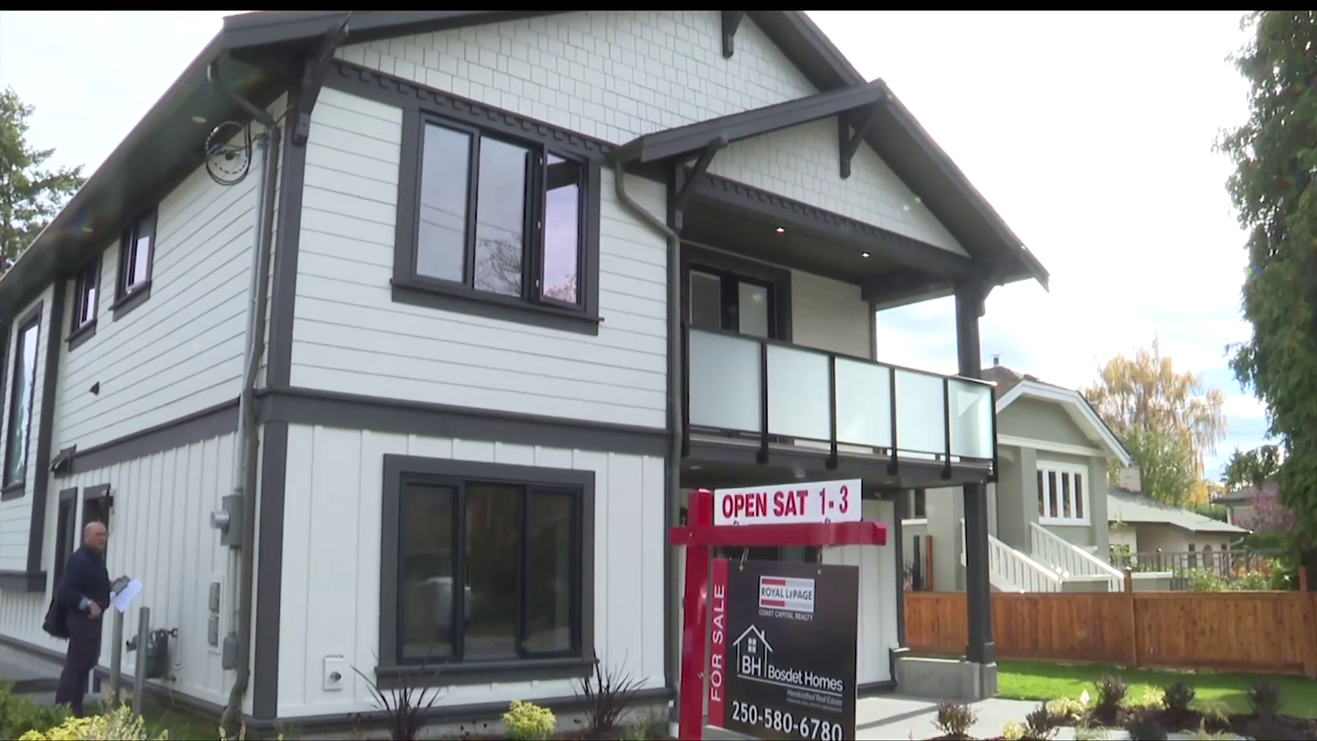 Greater Victoria house prices continue to rise, low inventory and high demand to blame